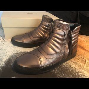 Bruno Bordese New Ankle Boots. Size 8